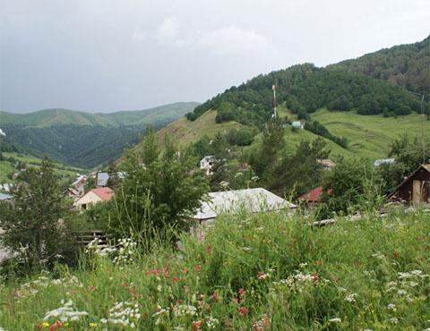 Оценка развития экономического потенциала села Гндеваз